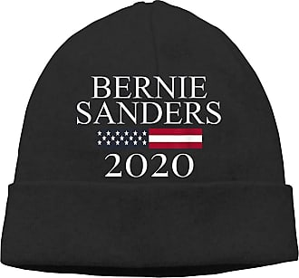 Not Applicable Clothing Bernie Sanders for President 2020 Knitted Hat Autumn and Winter Beanie Hat Universal Headgear