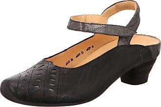 cd5fc3f4ab Think Womens 80246-09 Court Shoes Multi-Coloured Schwarz Kombi