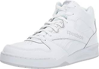 Reebok Mens Royal BB4500H2 XE Sneaker, White/Light Solid Grey, 11 M US