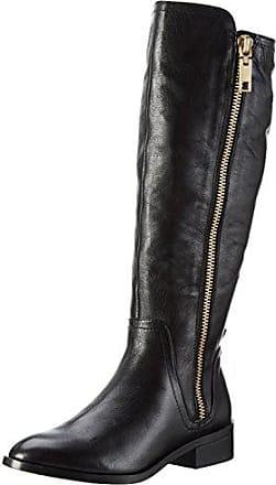 8409e593 Aldo 46866010, Botas Altas Mujer, Negro (Black Leather/97), 36