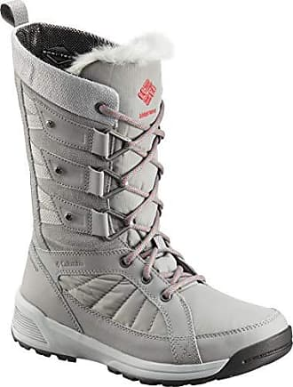 4e8ef4910d Columbia Meadows Omni-Heat 3D Boots Women Monument/Sunset Red Schuhgröße US  8