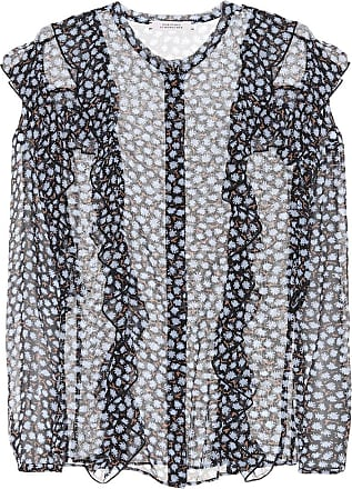 Dorothee Schumacher Poetic Rebel printed silk blouse