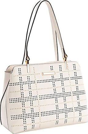 e30a3b5ec Chenson Bolsa Feminina Grande Off White Chenson - Ultima Unidade