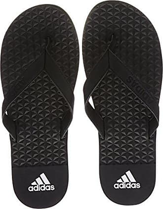 new photos b72dc 05c52 adidas Herren Eezay Soft Dusch-  Badeschuhe Schwarz core BlackFTWR White,  48