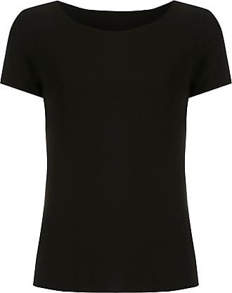 Track & Field T-shirt Softmax lisa - Preto