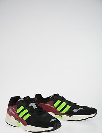 adidas Suede and Fabric YUNG 96 Sneakers Größe 11,5