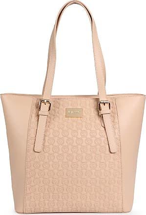 Via Uno Bolsa Shopping Bag Feminina Via Uno Monograma
