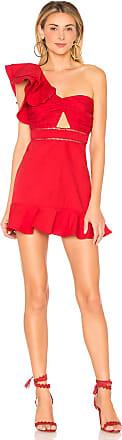 Tularosa Marina Dress in Red