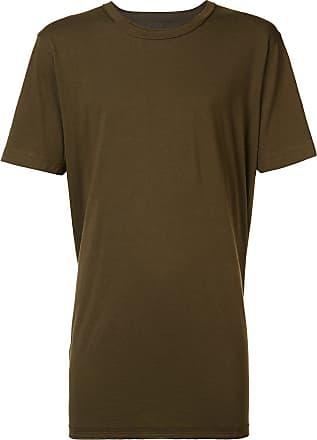 Ziggy Chen rear panel T-shirt - Green