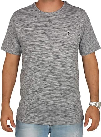 Hurley Camiseta Especial Hurley Ground Two - Cinza - P