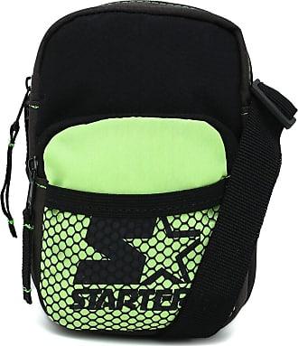 Starter Bolsa Starter Shoulder Bag Neon Verde/Preta