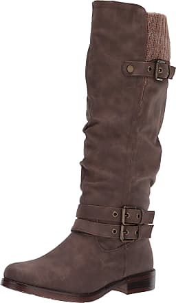 xoxo Womens Mannie-C Fashion Boot, Tan, 8 UK
