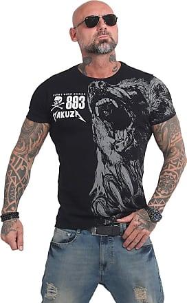 Yakuza Beast Mens T-Shirt - Black - XXXXX-Large