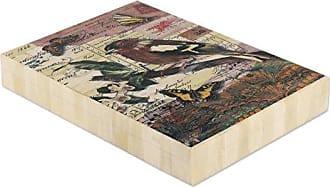 Novica Nostalgia Hand-Crafted Bone Decorative Box