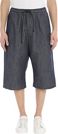 Isabel Benenato JEANS - Bermuda jeans su YOOX.COM