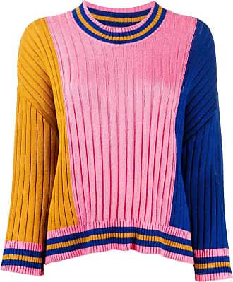 Henrik Vibskov Maglione color-block - Di colore rosa