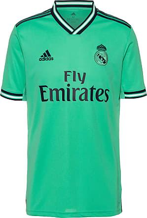 adidas Herren T Shirt ESS 3S Tee, BlauSchwarz, 2XL