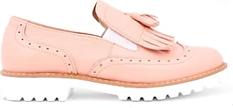 Zapato Womens Leather Oxford Shoes Model 247