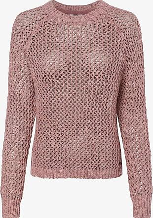 Pepe Jeans London Damen Pullover - Elle rosa