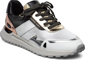 Michael Kors Monroe Trainer Låga Sneakers Vit Michael Kors Shoes