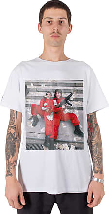 Stoned Camiseta Masculina La Casa de Papel Tokio and Rio - Tsmtokiori-br-00