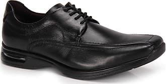 Democrata Sapato Casual Conforto Masculino Democrata Air Stretch Spot