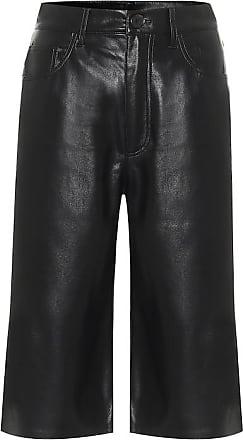 Nanushka Shorts Nampeyo aus Lederimitat