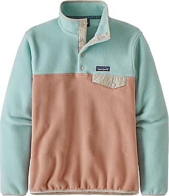 Patagonia LW Synchilla Snp-T Fleece Sweater scotch pink
