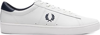 Fred Perry TÊNIS MASCULINO SPENCER LEATHER - OFF WHITE