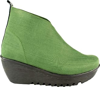 bernie mev. Womens Maile Fashion Boots (Olive Solid, Numeric_8)
