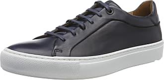 Lloyd Mens Ajan Low-Top Sneakers, Blue (Ocean 8), 7.5 UK