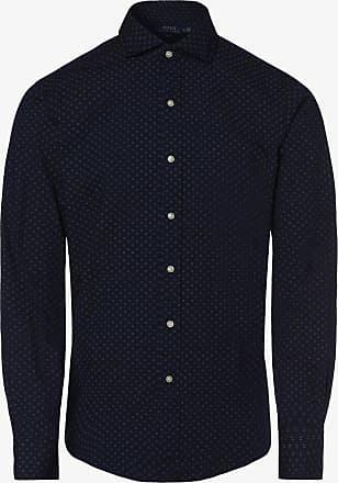 Polo Ralph Lauren Herren Hemd - Slim Fit blau