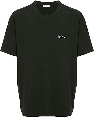 We11done Oversized-T-Shirt - Schwarz