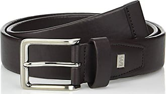 Lee Mens Big and Tall Reversible Belt with Crease and Stitch Detail
