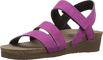 Naot Naot Footwear Womens Kayla Sandal Pink Plum Nubuck 43 M EU