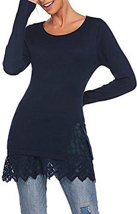 neueste art detaillierte Bilder tolle Passform Longpullover in Blau: 341 Produkte bis zu −76% | Stylight