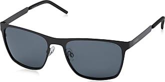 Polaroid Mens PLD 2046/S M9 Sunglasses, MATT Black, 57