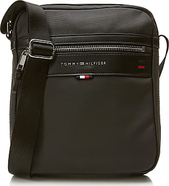8522bbc36f7 Tommy Hilfiger Elevated Reporter Cc, Mens Shoulder Bag, Black (Tommy  Navy/Core
