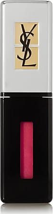Yves Saint Laurent Beauty Rouge Pur Couture Lip Lacquer Glossy Stain - Dew Red 201 - Pink