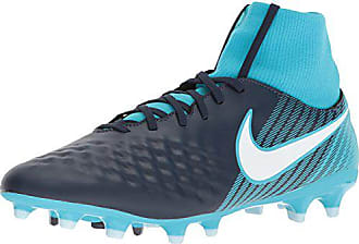 buy online 39d6e e12e4 Nike Magista Onda II DF FG, Chaussures de Football Homme, (Obsidienne Gamma  Bleu