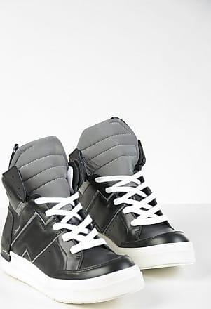 MM22 Sneakers in Pelle con Macchie di Vernice