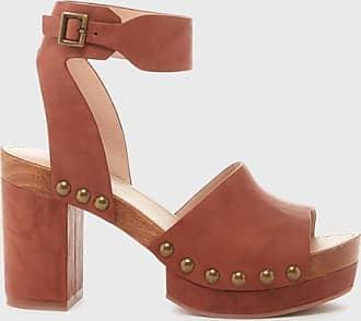 Kelsi Dagger Farris Sandals Russet Platform WomenS Sandal 6.5