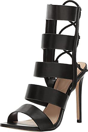 14025838bc4 Aldo Womens Hawaii Gladiator Sandal Black Synthetic 5 B US