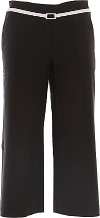 18fd8213894341 Twin-Set Hose für Damen Günstig im Sale, Schwarz, Viskose, 2017,