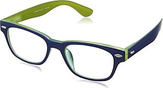 Peepers Bellissima 2161225 Retro Reading Glasses, Blue/Green, 2.25