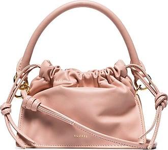 Yuzefi mini Bom leather mini bag - PINK