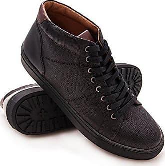 Zerimar Herren Lederschuh Komfortabler Schuh mit Flexibler Gummisohle Leder  Casual Schuh für Den Mann Hochwertige Leder 70dd77981f