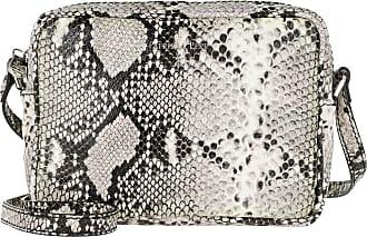 Patrizia Pepe Crossbody Bag Grey Python Umhängetasche grau