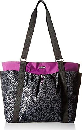 930cf87f5d71 Baggallini Womens Have It All Weekender, pewter floral multi