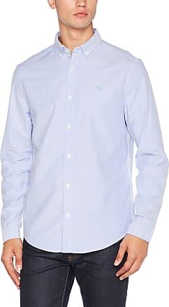 Original Penguin Mens Oxford Business Shirt, Blue (Blue Amparo Blue), (Size: Xx Large)